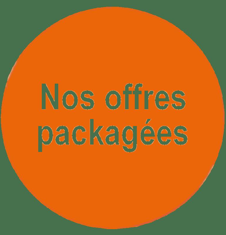 Nos offres packagées
