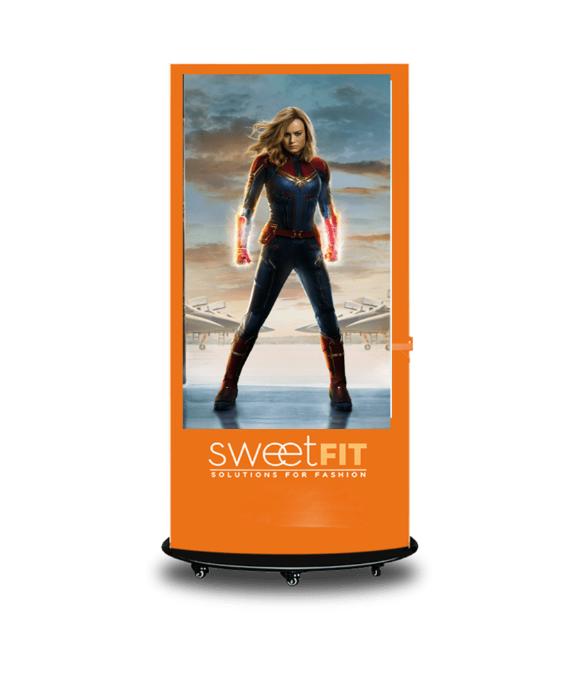 Déguisement Cosplay héros Iron Woman